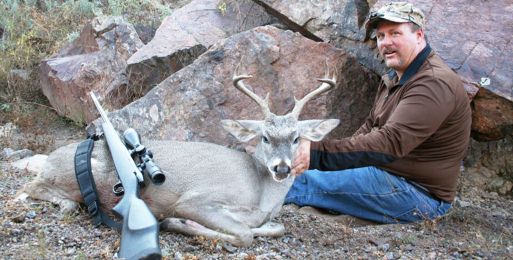 Ward's Outfitters - Arizona Trophy Hunting Outfitters!